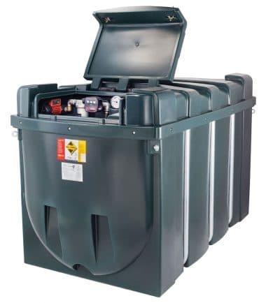 Image of Deso H2500CDD Bunded Diesel Fuel Dispensing Tank