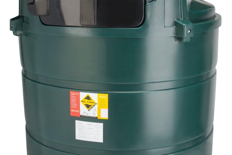 DESO V1340CDD Bunded Diesel feule dispensing tank