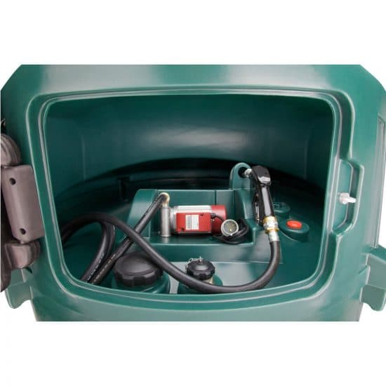 Image of Deso VLP5000CDD Bunded Fuel Dispensing Tank