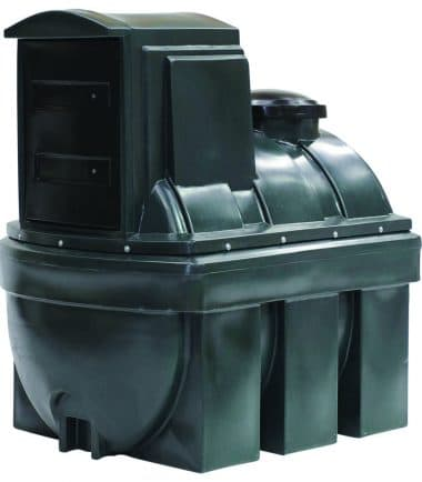 Image of Envirostore 1300EHFD Bunded Fuel Dispensing Tank