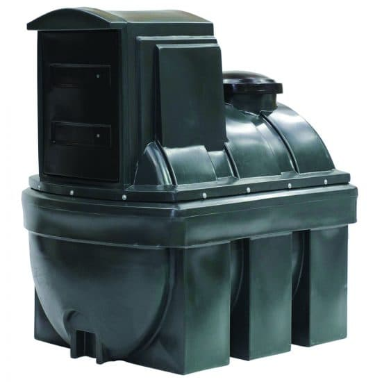 Image of Evirostore 2500EHFD Bunded Fuel Dispensing Tank