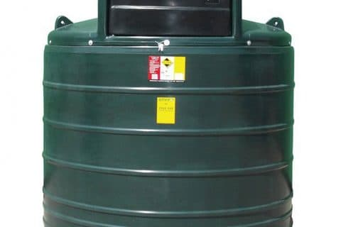 Image of Envirostore ESV1300FD Bunded fuel Dispensing Tank.