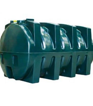 Titan H2500 Single Skin Oil Tank