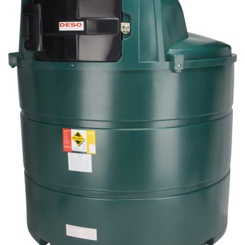 Deso V2350CDD Bunded Diesel Fuel Dispensing Tank
