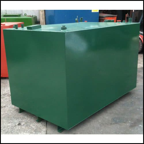 Steel Tanks - Bunded