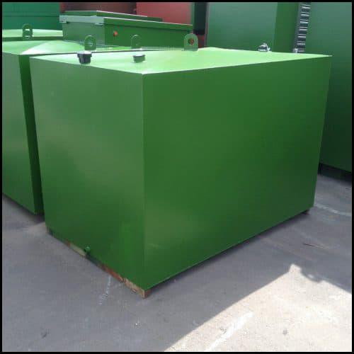 Steel Tanks - Single Skin